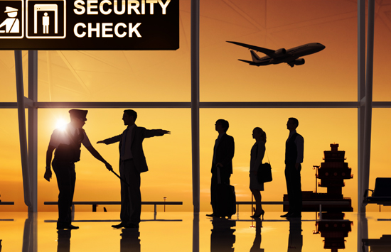 security travel training